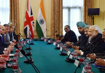 PM Modi Announcement During his UK Visit