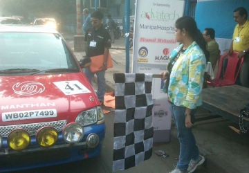 Car Rally with EMSA