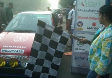 Car Rally with EMSA